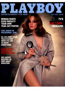 Списание Playboy 1978-07