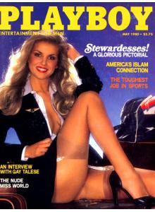 Списание Playboy 1980-05