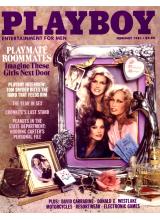 Списание Playboy 1981-02