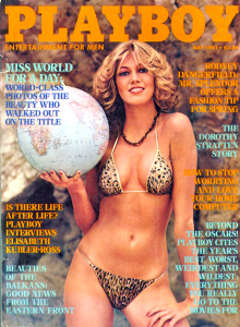 Списание Playboy 1981-05