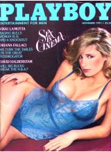 Списание Playboy 1981-11