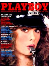 Списание Playboy 1982-05