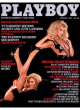 Списание Playboy 1983-01