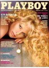 Списание Playboy 1983-02