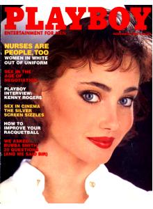 Списание Playboy 1983-11