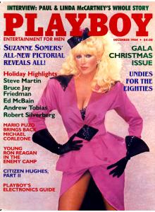 Списание Playboy 1984-12
