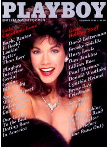 Списание Playboy 1985-12