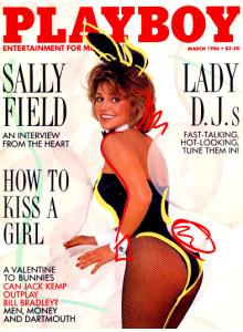 Списание Playboy 1986-03