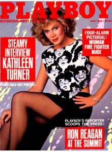 Списание Playboy 1986-05