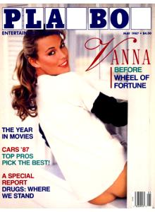 Списание Playboy 1987-05