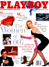 Списание Playboy 1987-09