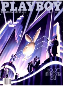 Списание Playboy 1988-01