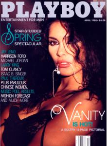 Списание Playboy 1988-04