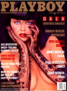 Списание Playboy 1988-12