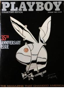 Списание Playboy 1989-01