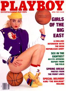 Списание Playboy 1989-04