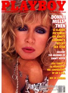 Списание Playboy 1989-11