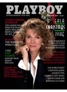Списание Playboy 1989-12