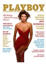 Списание Playboy 1990-01