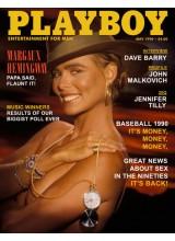 Списание Playboy 1990-05