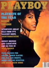 Списание Playboy 1990-06