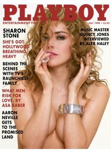 Списание Playboy 1990-07