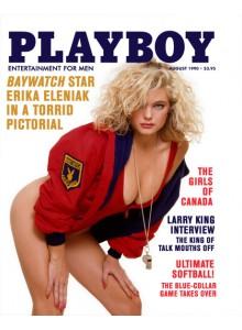 Списание Playboy 1990-08