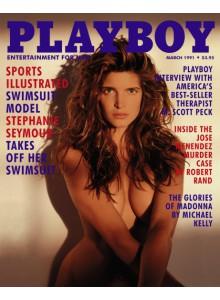 Списание Playboy 1991-03