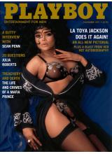 Списание Playboy 1991-11