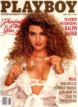 Списание Playboy 1992-06