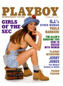 Списание Playboy 1994-10