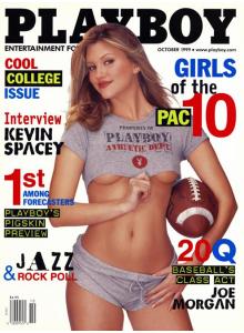 Списание Playboy 1999-10