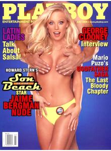 Списание Playboy 2000-07