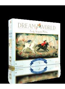 Детски Пъзел Dream World Еднорог 80 Парчета