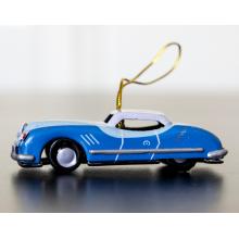 Kоледна Украса | Blue Car