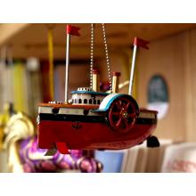 Коледна украса | Boat Steamer