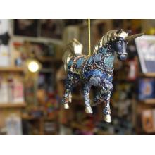 Kоледна Украса | Unicorn Blue