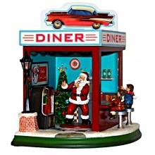 Музикална Кутия Ресторантът на Дядо Коледа
