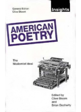 Clive Bloom | American Poetry: The Modernist Ideal
