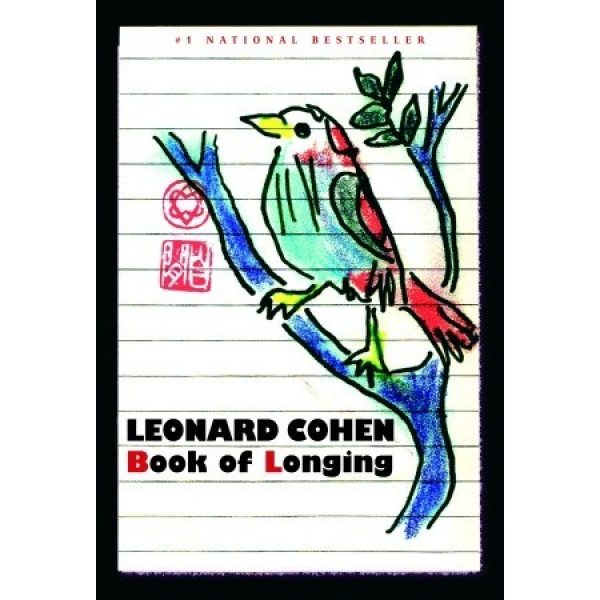 Leonard Cohen | Book of longing 1