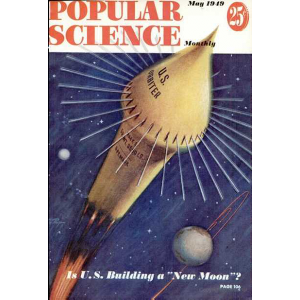1949-05 Popular Science Magazine 1