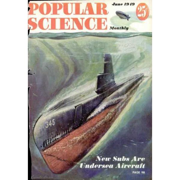 1949-06 Popular Science Magazine 1