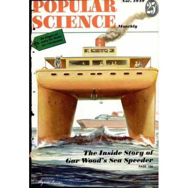 1949-11 Popular Science Magazine 1