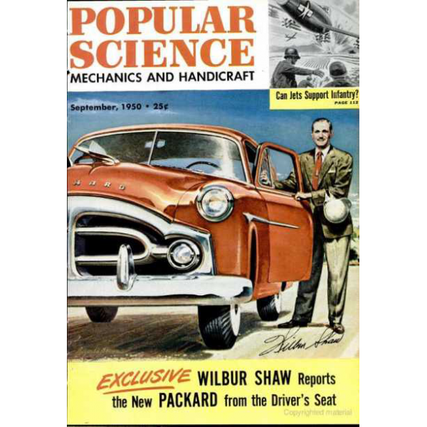 1950-09 Popular Science Magazine 1