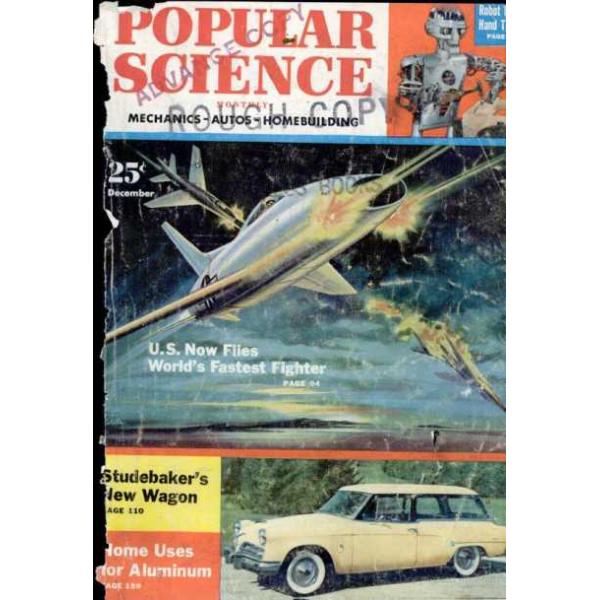 1953-12 Popular Science Magazine 1