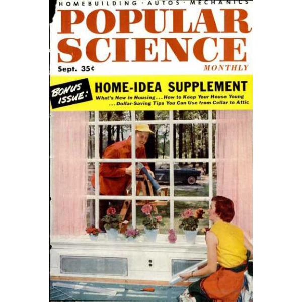 1954-09 Popular Science Magazine 1