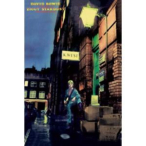 Плакат David Bowie Ziggy Stardust