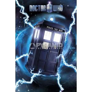 Poster TARDIS