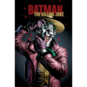 "Плакат ""Batman the Killing Joke"""