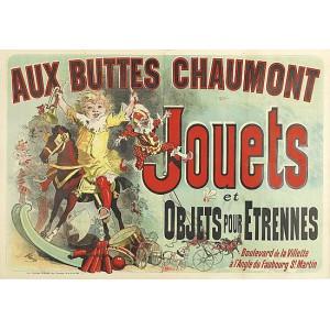 Poster Jouets Friends